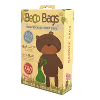 Beco 120 Eco-friendly Poop Bags with handles