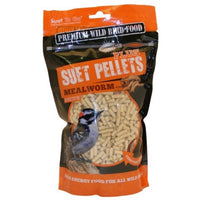 Suet to Go Pellets, Mealworm, 550g