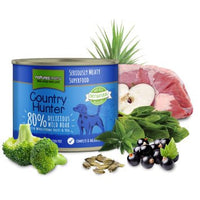 Nature's Menu 80% Wild Boar, 600g tin (Wet)