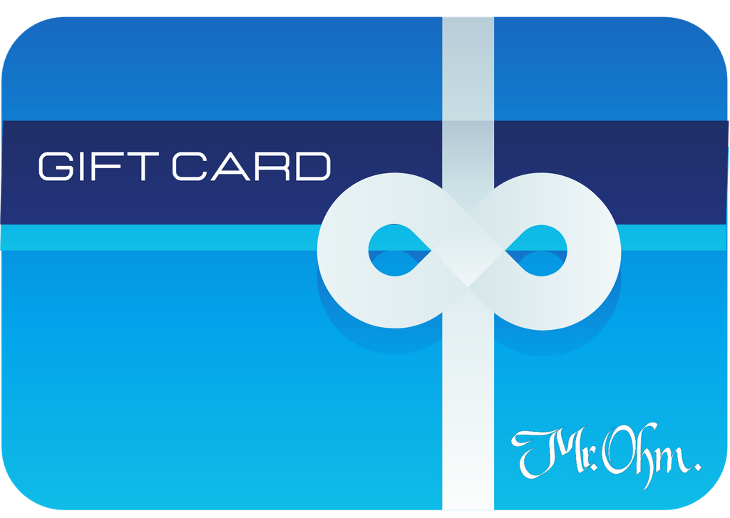 Mr.Ohm Gift Card