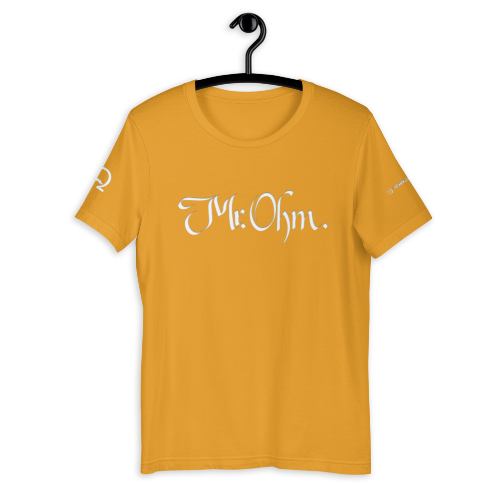 Mr.Ohm Super Corno Short-Sleeve Unisex T-Shirt