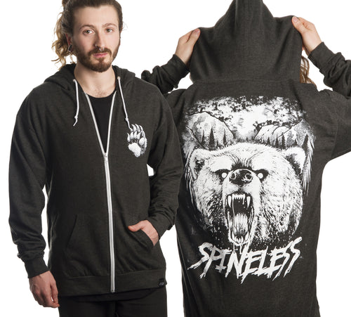 Grizzly Zip Hoodie