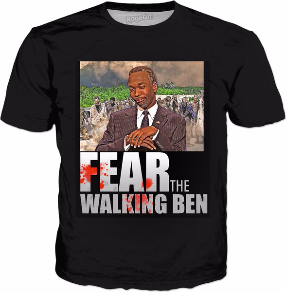 FEAR THE WALKING BEN