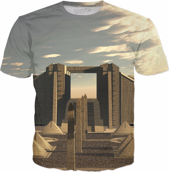 The Temple of New Egypt