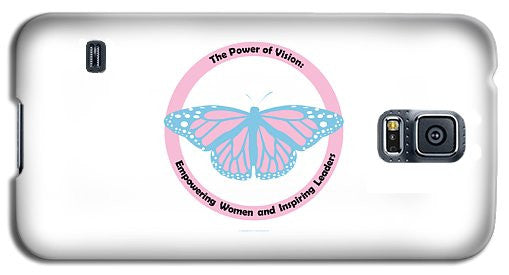 Gamma Phi Delta, The Power Of Vision - Phone Case