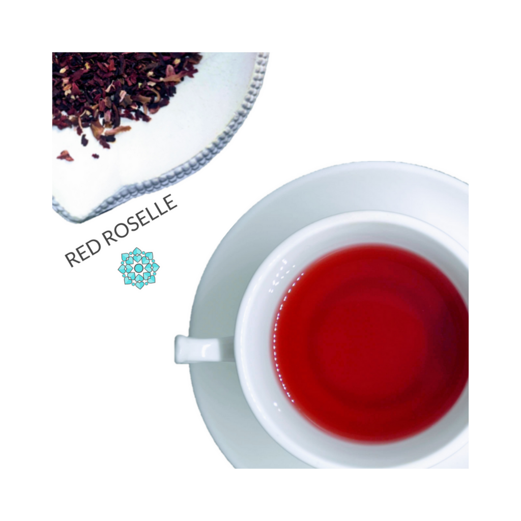 Red Roselle Tea