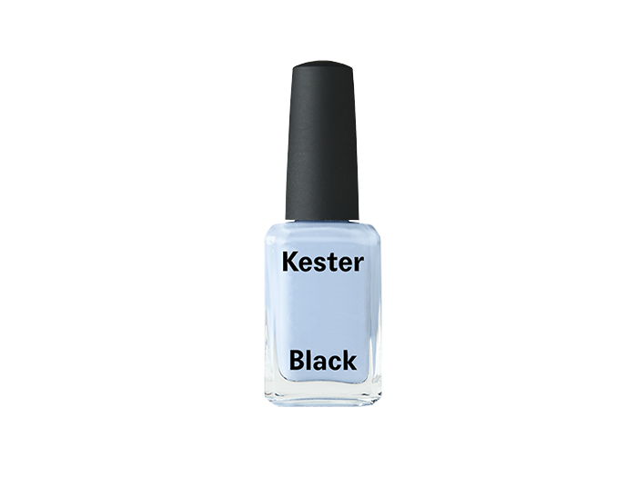 Kester Black Forget Me Not Nail Polish