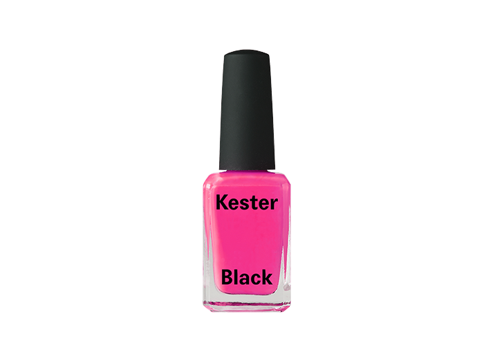 Kester Black Barbie Nail Polish