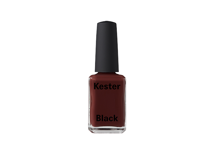 Kester Black Rust Nail Polish