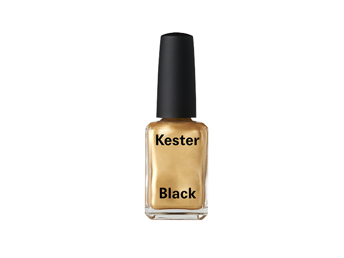 Kester Black Frizzy Logic Nail Polish