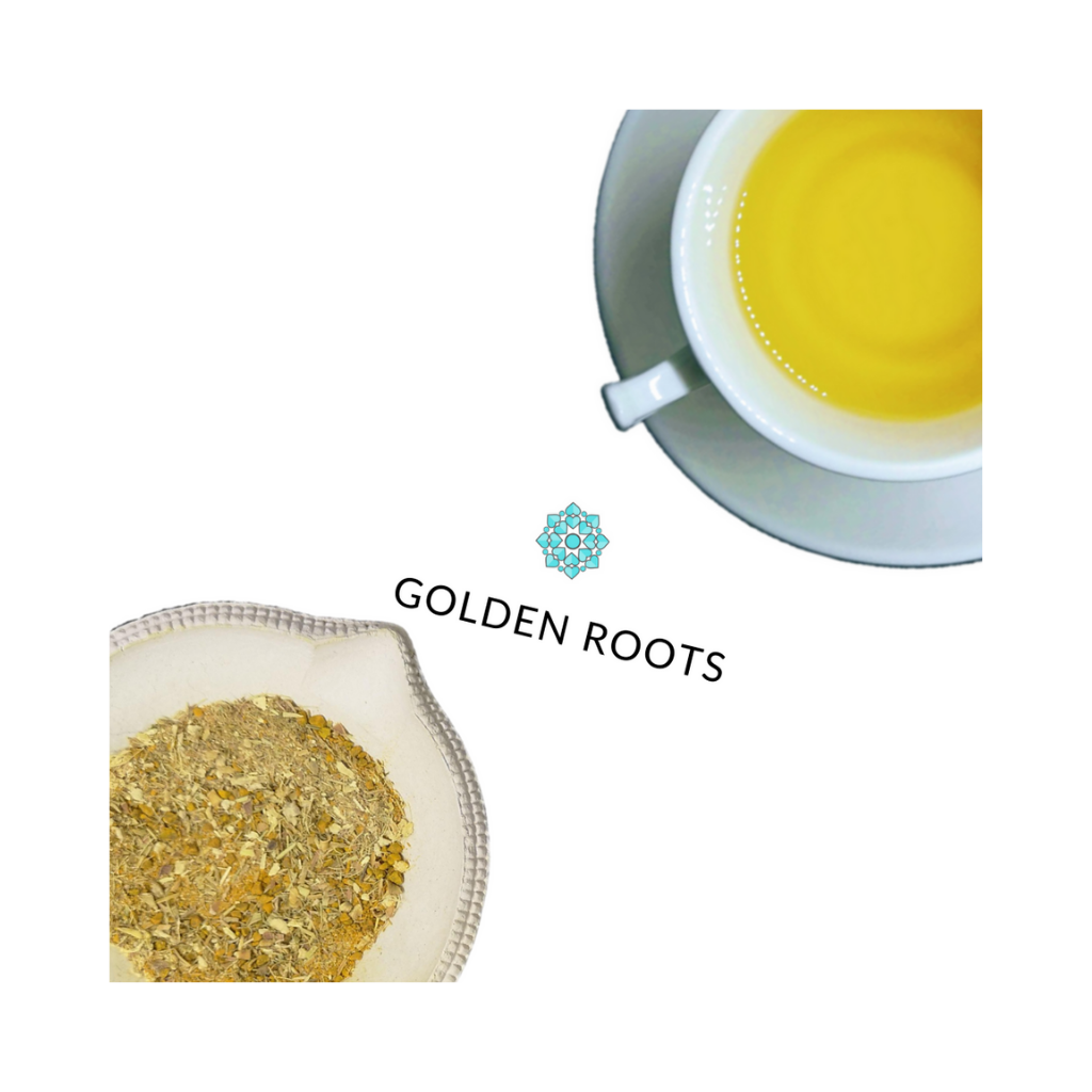 Golden Roots Tea