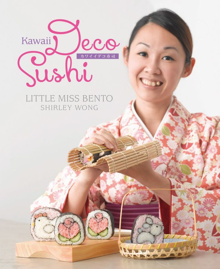 Kawaii Deco Sushi Cookbook