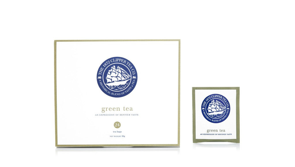 Clipper Green Tea - 24s (Envelope)