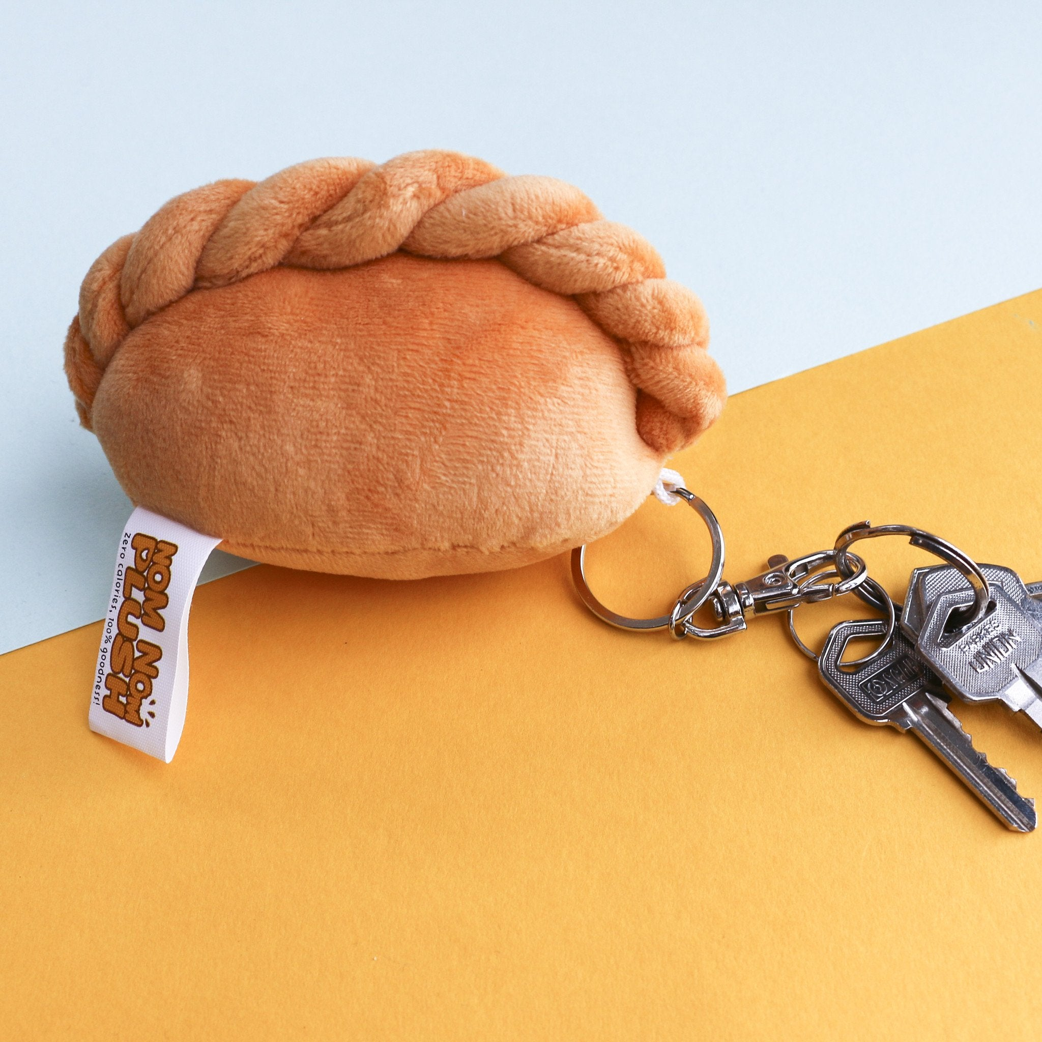 Curry Puff Keychain