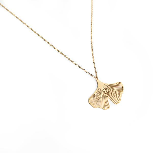 Clover Petal Necklace