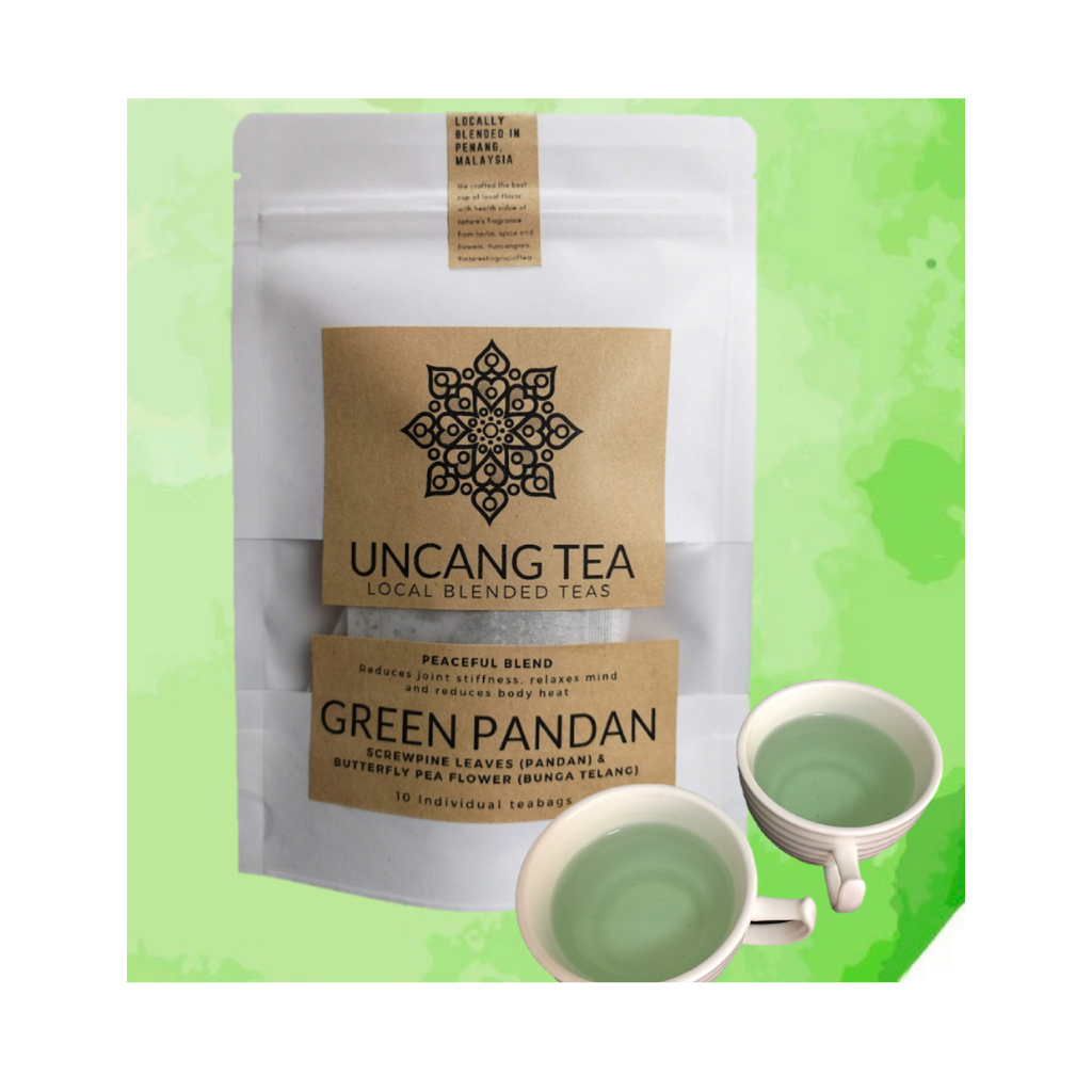 Green Pandan Tea
