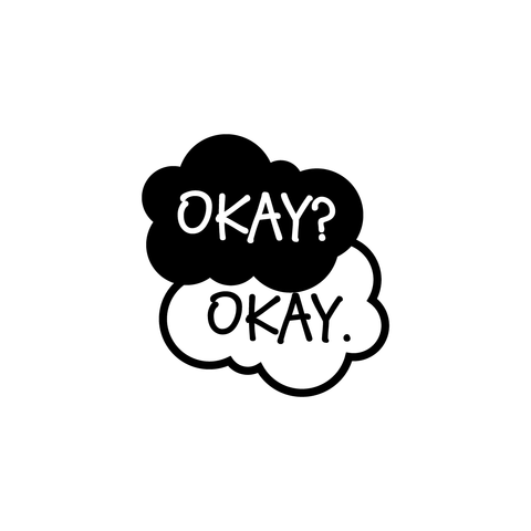 Okay? Okay. Temporary Tattoo