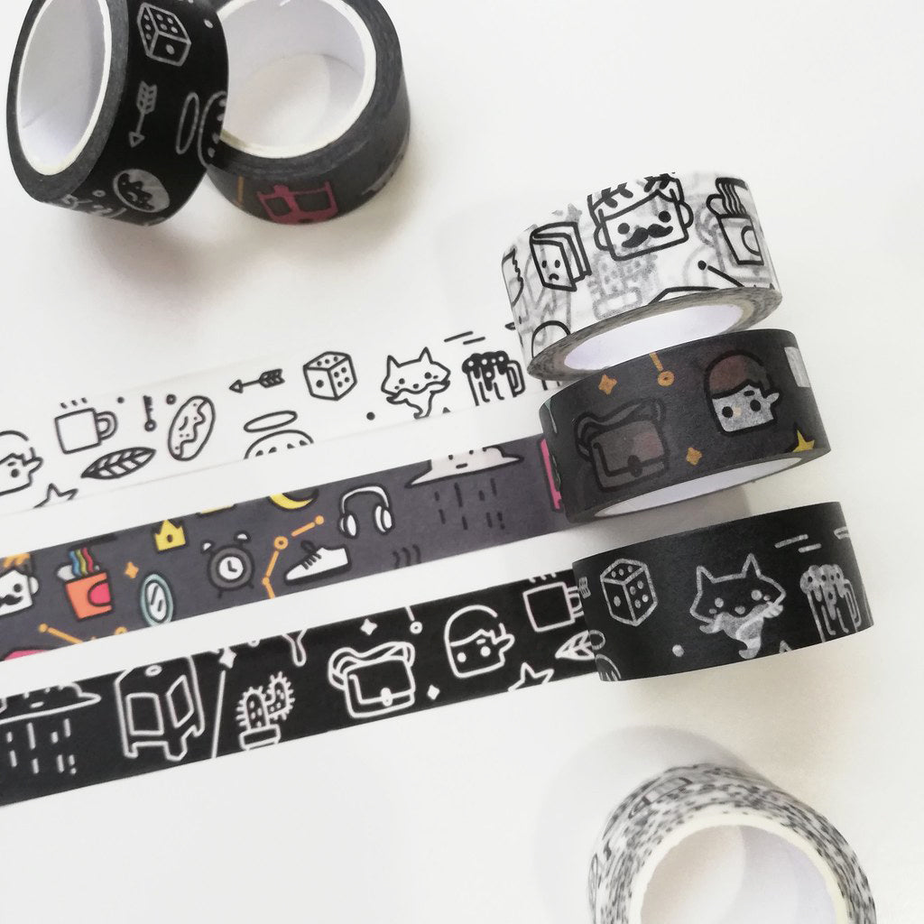 Pattern Washi Tape
