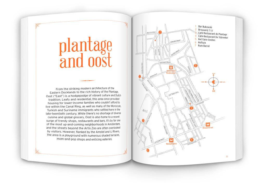 The HUNT Amsterdam Guide