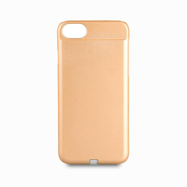 iPhone 7 Wireless Charger Case - Gold
