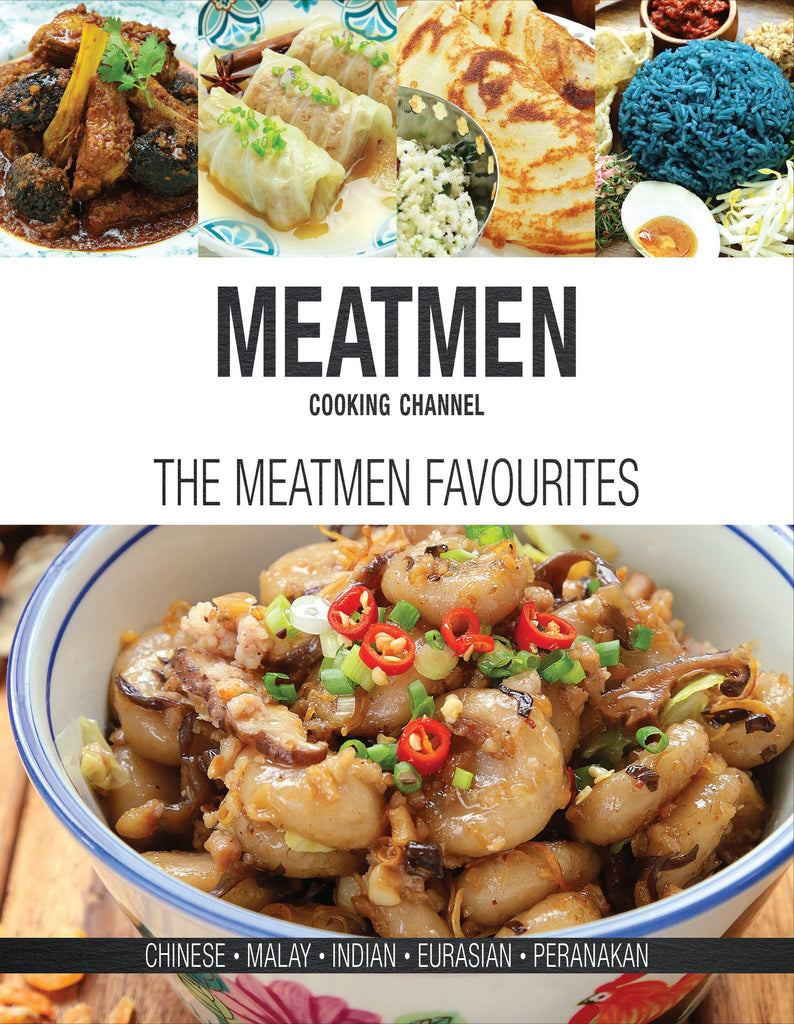 MeatMen Cooking Channel: The MeatMen Favourites