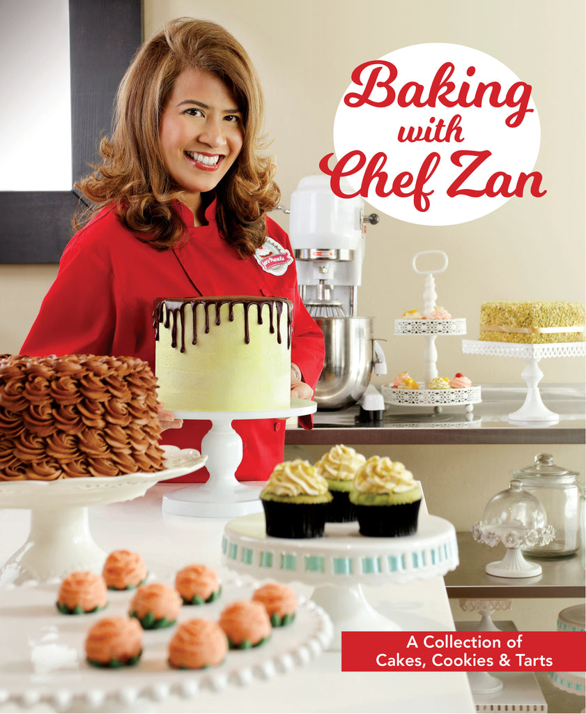 Baking With Chef Zan Cookbook