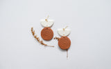 Asha Fleur Earrings