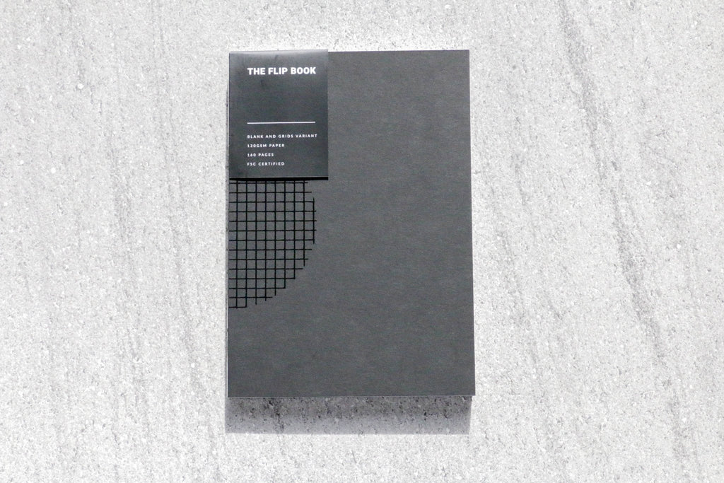 The Flip Book - Blank/Grid