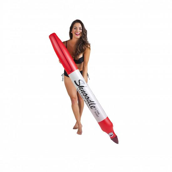 Giant Inflatable Marker Pool Noodle
