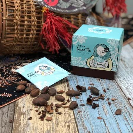 Artisan Cacao Tea - Sungai Ruan Single Estate