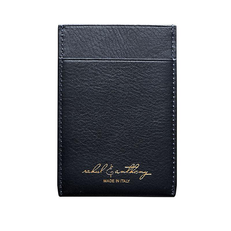 Di Lusso Card Holder - Abyss