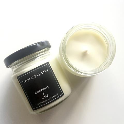 Coconut & Lime Classic Candle