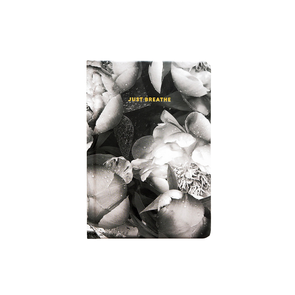 Just Breathe Notebook