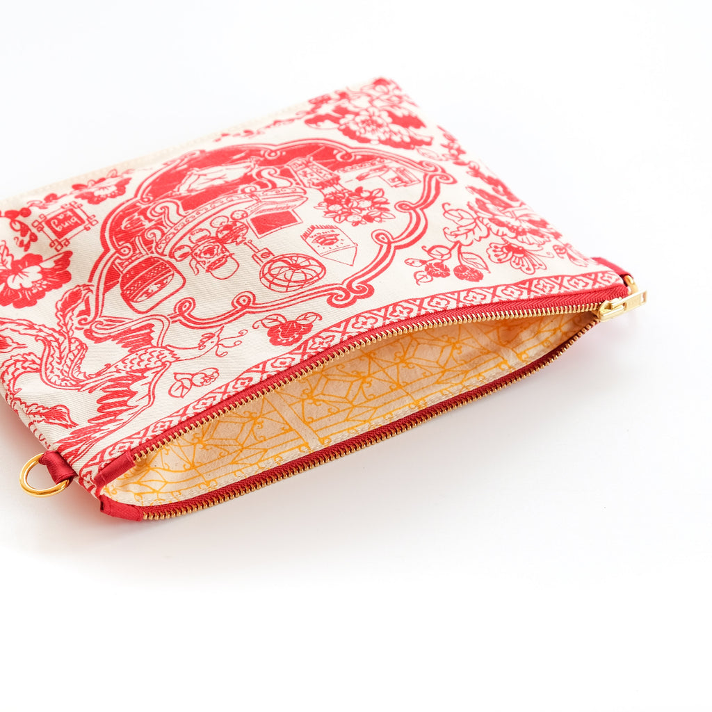Chilli Chinoise Pouch