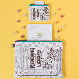 Rendang Loops Cereal Pouch