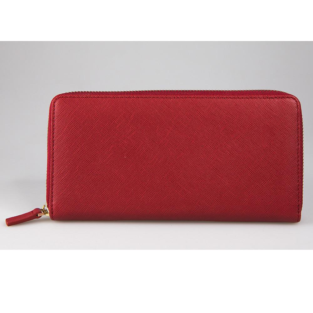 Hilary Wallet - Wine Red