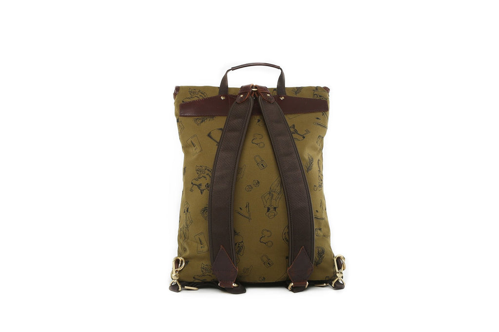 Clifford Backpack | Forest Green