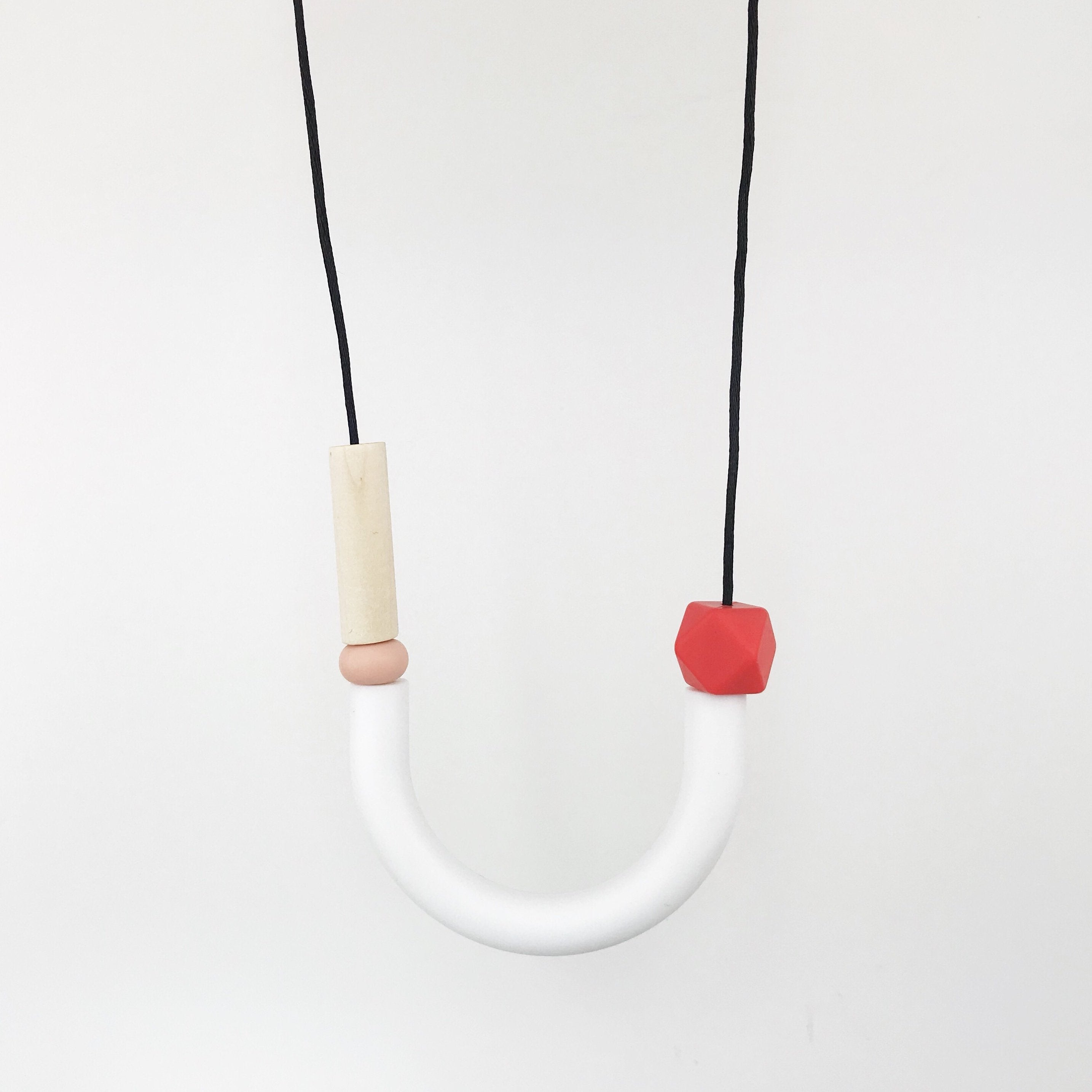 Hook Silicone Necklace