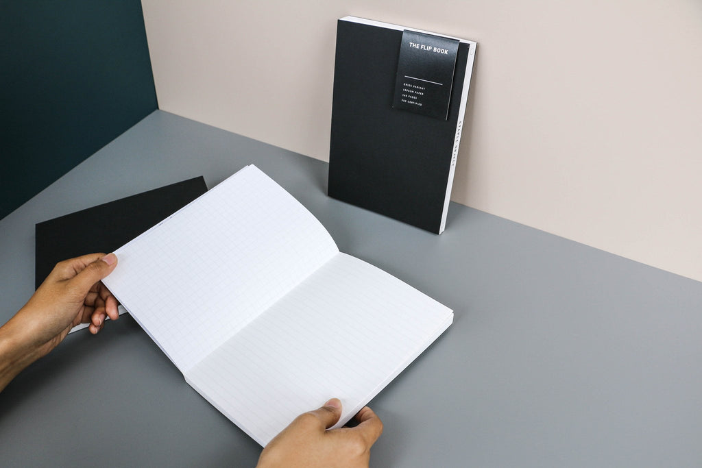 The Flip Book - Dot/Dot