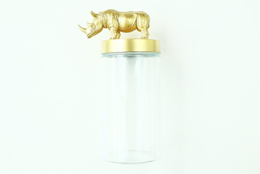 Mr. Remington Rhino Jar