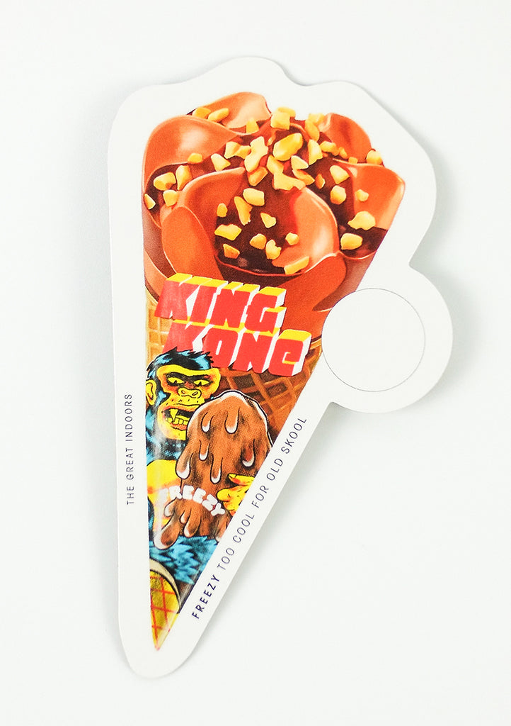 Freezy Confectionary Magnet - King Kone
