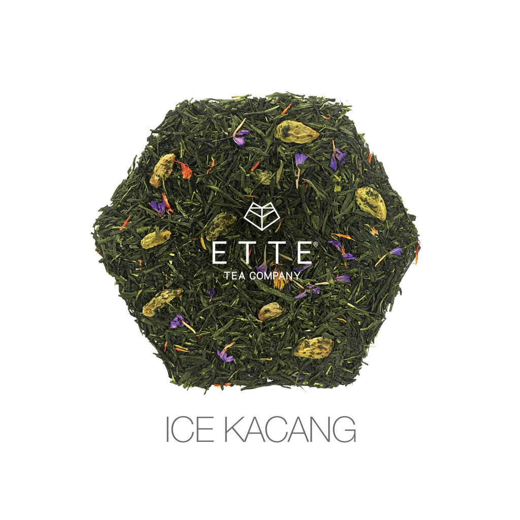 Ice Kacang Tea