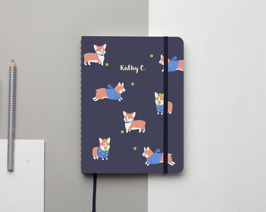Corgi A5 Notebook