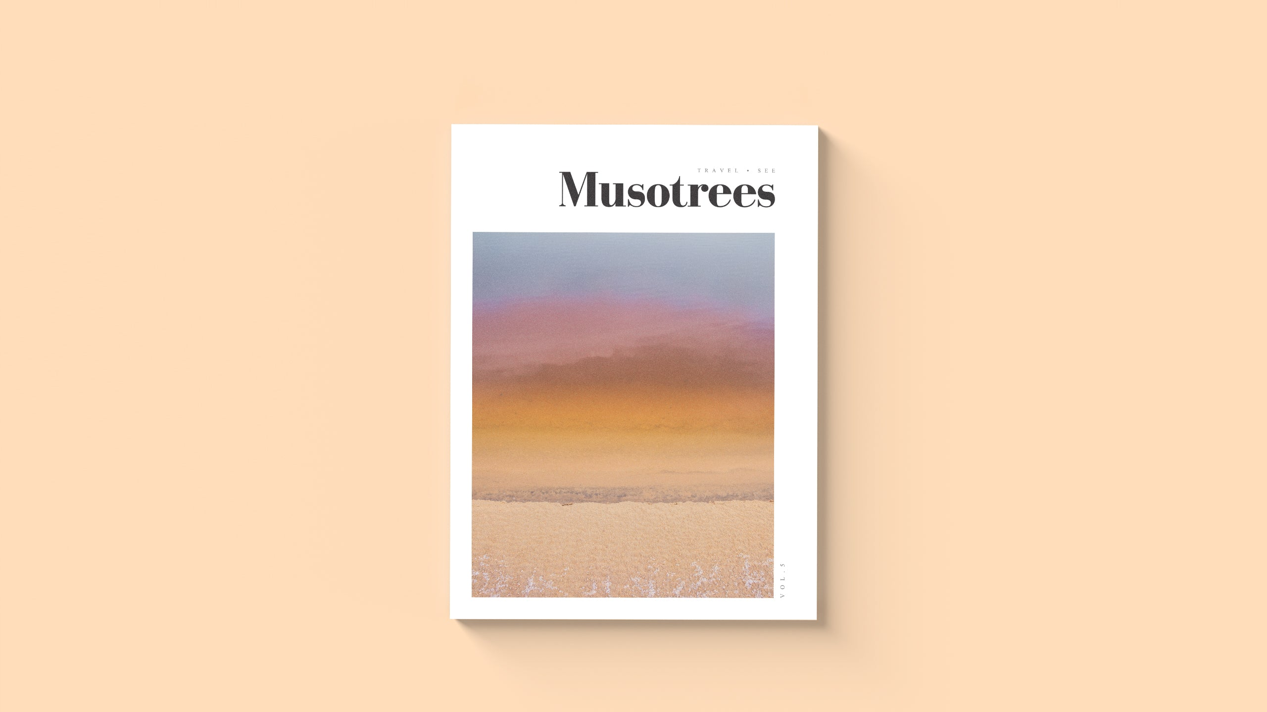 Musotrees Magazine : Vol 05