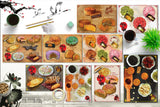 Postcards Set 11/12 - Mooncake