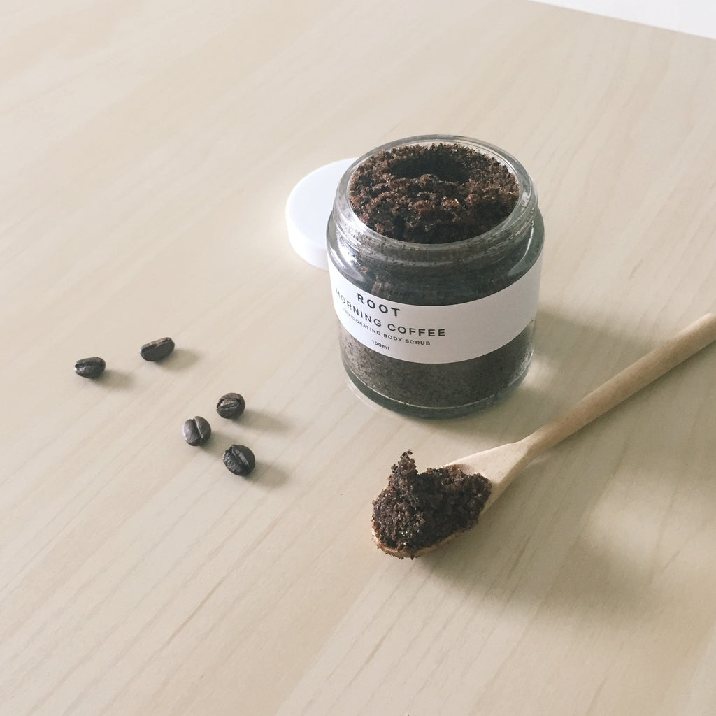 Morning Coffee Invigorating Body Scrub
