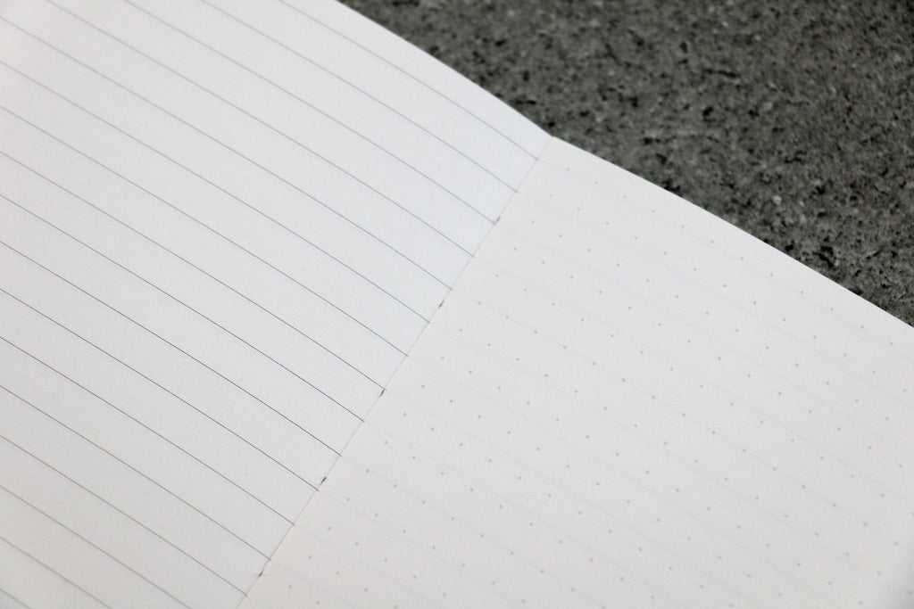 The Flip Book - Lined/Dot