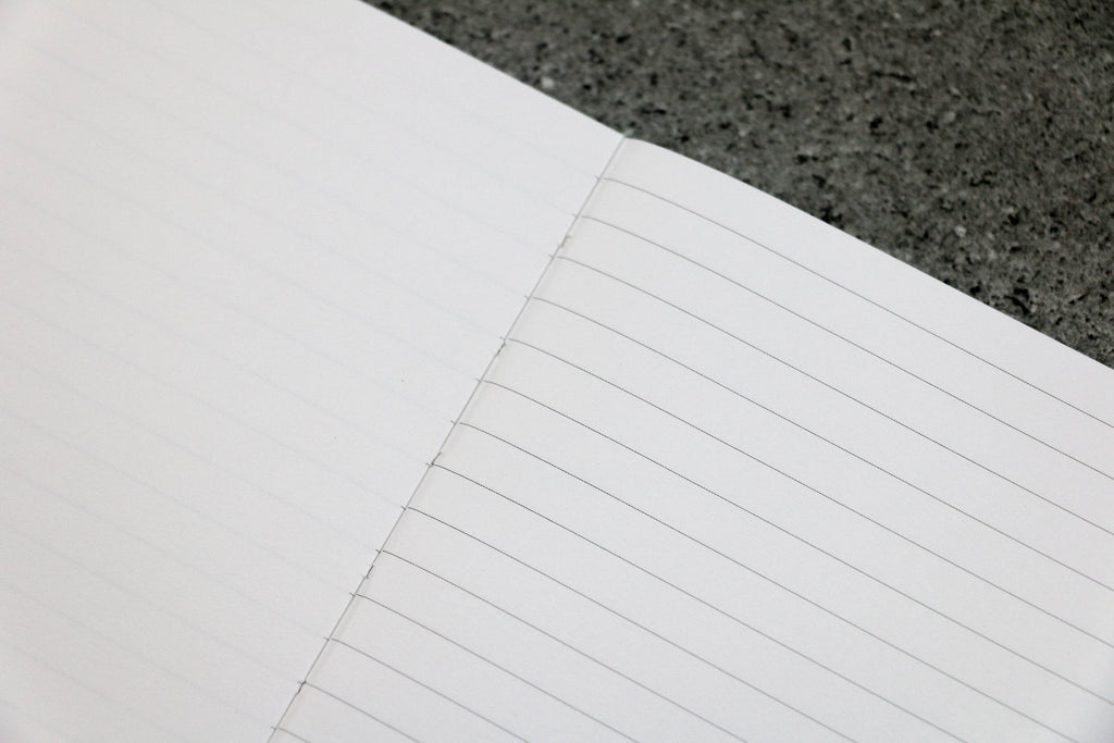 The Flip Book - Lined/Blank