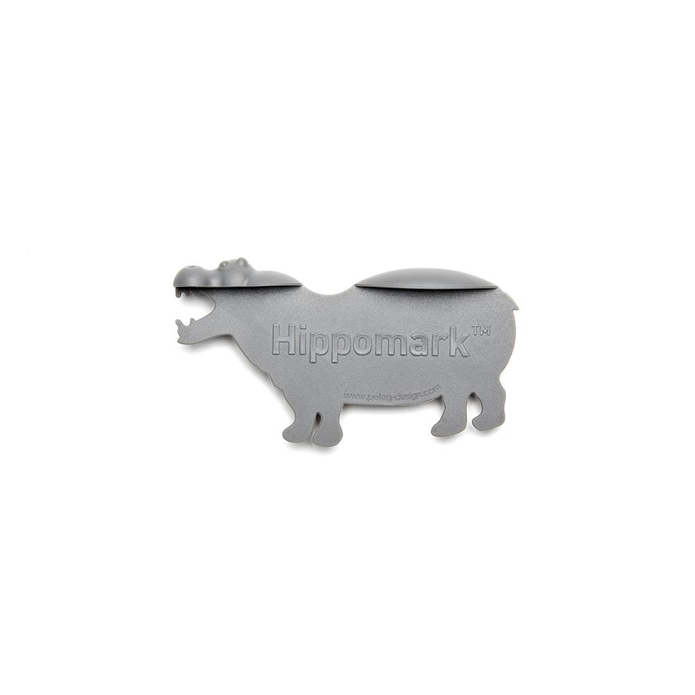 Hippomark Hippo Bookmark