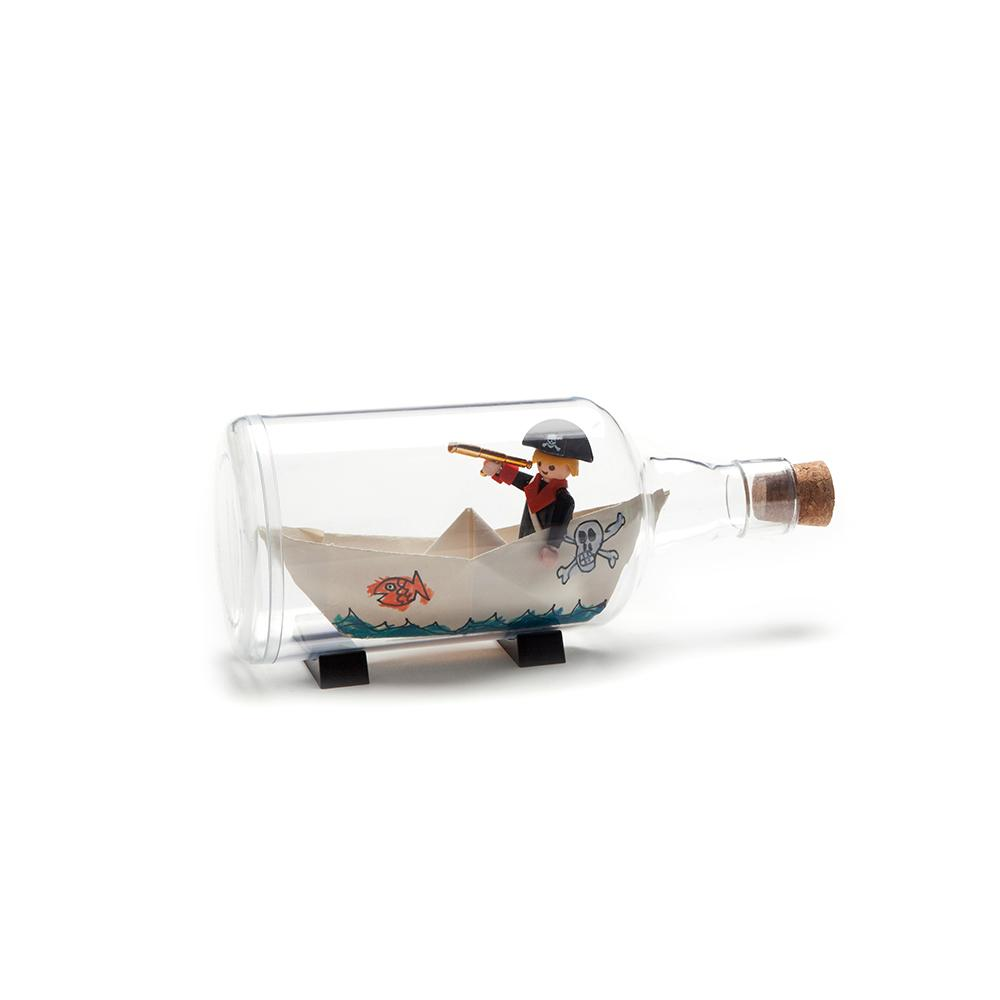 Impossible Bottle Display Case
